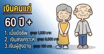 เงินสำหรับผู้สูงอายุ