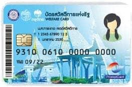 บัตรสวัสดิการแห่งรัฐรับอีก 2 สิทธิ์ ในวันที่ 18 กันยายน 2564